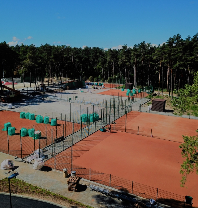 Sports Facility CONSTRUCTION Design and Build